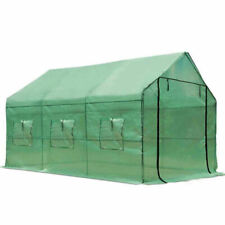 Greenfingers 3.5 x 2m Walk-In Greenhouse