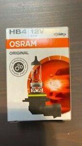 9006  P22D HB4 Osram Headlight Fog Light bulb 12v 51w