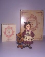 Sweet Yesterdays Child Boyds Bears The Bakers Jean Elliot Debbie Figurine