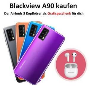 "Blackview A90 6,39"" Smartphone 4280mAh Octa Core 4GB+64GB Android 11 NFC Handy"