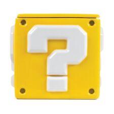 Official Nintendo Super Mario Question Mark Block Cookie Jar