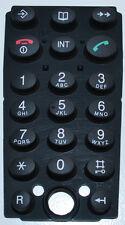 Tastenmatte für Mobilteil Telekom T-Sinus 45S 45 S Tastatur Keyboard gummi NEU