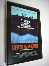 DEATH WEEKEND aka THE HOUSE BY THE LAKE; 1976 Don Stroud; UNCUT DVD;