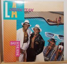 LA Dream Team - Bad To The Bone - Vinyl LP, Used Original 1987