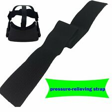1pc Head Pressure-relieving Strap Stretch Belt Tool for Oculus VR Quest Helmet