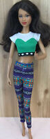 Barbie Doll Clothes LOT Leggings/Pants with Top fits Model Muse