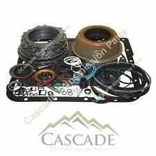 Gm 4L60E Master Rebuild Package Kit Overhaul Clutch Frictions Steel Plates 93-03