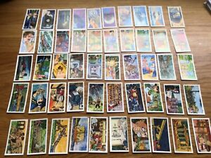 Brooke Bond Tea Cards, INVENTORS & INVENTIONS, full set, very good condition