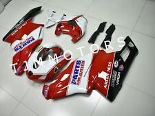 For Ducati 749 999 2005 2006 ABS Injection Mold Bodywork Fairing Kit Red Black