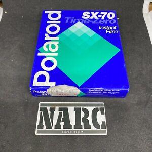 1x Polaroid Time Zero SX70 Expired