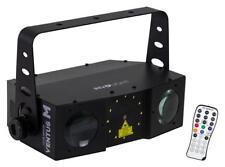 Involight VENTUS M Hybrid LED DMX Laser Flower Strobe Grating  Strahleneffekt DJ