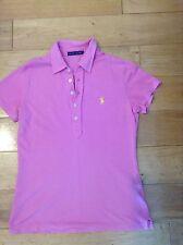 Ralph Lauren Cotton Patternless Tops & Shirts for Women