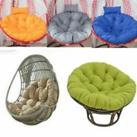 Rattan Hanging Egg Chair Cushion Pad Indoor Outdoor Pads Swing Chair Round Mat