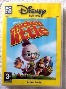 77478 - Disney's Chicken Little [NEW / SEALED] - PC () Windows XP