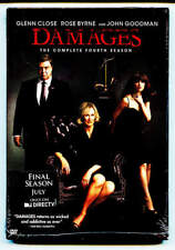 """""""Damages"""" The Complete 4th Season DVD"""