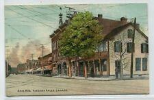 Erie Avenue Niagara Falls Ontario Canada 1910 postcard
