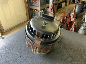 Smiths Round Heater for Morris and others Model R250 Made In England