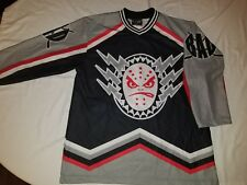 VINTAGE BAD BOY CLUB HOCKEY JERSEY SZ XL RARE MINT
