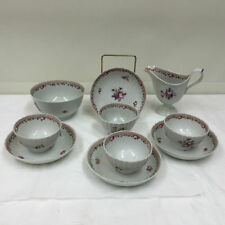 Porcelain/China Date-Lined Ceramic Cups & Saucers