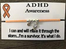 ADHD awareness Bracelet