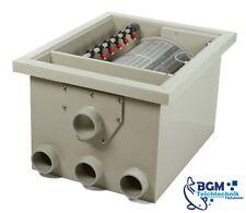 Trommelfilter PP 35 - bis 35 Kubikmeter Durchfluss - inklusive Steuerung