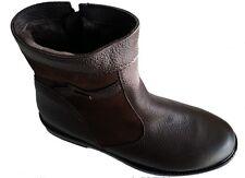 New Men's Pajar BREAK brown waterproof shearling lined boot w/ side zipper 14-5E