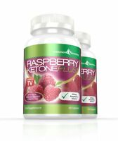 Raspberry Ketone Plus 120 Capsules High Strength Weight Loss Evolution Slimming