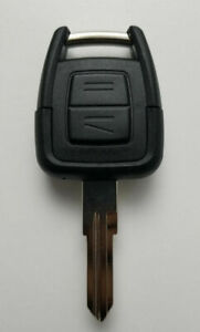 Holden Astra TS2 convertible transponder key complete HU46  ID40 2002 - 2006