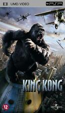 Film UMD King Kong - Peter Jackson - Psp PlayStation Sony