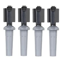Set of 4 Spectra Premium Direct Ignition Coils for Ford Lincoln Mazda Mercury