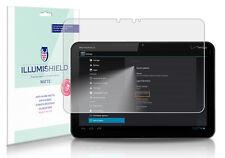 "iLLumiShield Anti-Glare Matte Screen Protector 2x for Motorola XOOM 10.1"" Tablet"