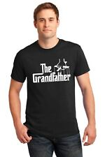 The Grandfather Parody T-Shirt Funny Grandpa God Father's Day Tee Shirt S-5XL