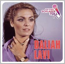 DALIAH LAVI - ICH FIND' SCHLAGER TOLL (DAS BESTE)  CD NEU