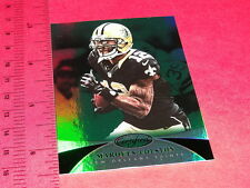 2013 CERTIFIED Marques COLSTON #103 Emerald #/5 New Orleans SAINTS Hofstra PRIDE