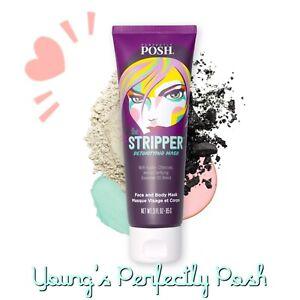 Perfectly Posh STRIPPER Detox Face & Body Mud  New Look - New Formula