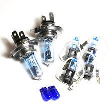 Mercedes T1 602 55w Tint Xenon HID High/Low/Fog/Side Headlight Bulbs Set