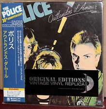 JAPAN Made CD UICY-93189: THE POLICE - Outlandos d'Amour - OBI 2007 OOP SEALED