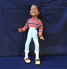 "1991 Hasbro Urkell Talking Doll Family Matters 18""tall working"