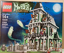 LEGO Monster Fighters Haunted House (10228) New Sealed Box