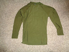 LARGE Driduke Mens DRI DUKE Long Sleeve Compression Shirt Olive * Form Fit * NEW