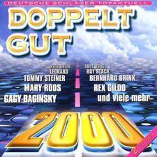 Doppelt gut 2000-Die Jahrtausend Edition Roland Kaiser, Ireen Sheer, H... [2 CD]