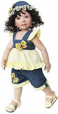 Petra Artist Berdine Creedy Doll from 10th Anniversary Collection 2006 NEW NRFB