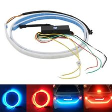 1pc Flow Type Flowing LED Strip Car Trunk Side Turn Signal Rear Brake Tail Light
