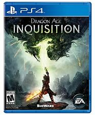NEUF Dragon Age: Inquisition (Sony Playstation 4, 2014)