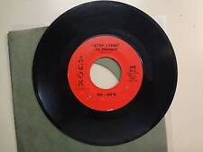 "GO-GO'S:Stop Lying (To Yourself) 2:50-Jerk & Twine-U.S. 7"" Agon Records INC. 101"