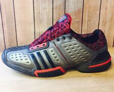 Adidas Barricade 6.0 Dragon Edition Shanghai Basketball Shoes Size 13 Red Murray
