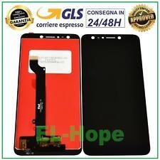 DISPLAY LCD ASUS ZENFONE 5 LITE ZC600KL X017DA TOUCH SCREEN SCHERMO VETRO NERO
