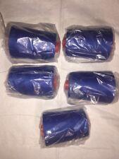 LOT OF 5 A&E 6000 YARD CONES ROYAL BLUE SEWING THREAD TEX 40 122183W