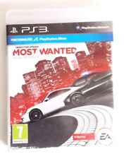 Need For Speed Most Wanted PS3 PlayStation 3