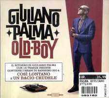 GIULIANO PALMA Old Boy CD NEW SEALED